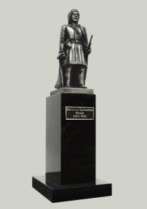 Памятник Амангельды Иманову